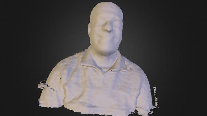 luis.ply 3D Model