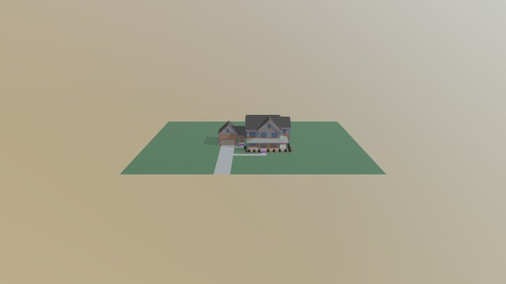 Millwright Lanscape 4 3D Model