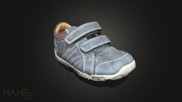 Geox kid's shoe 3D Model