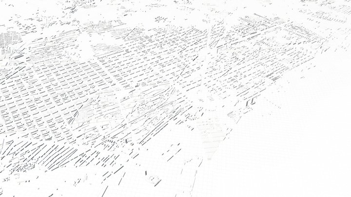 BARCELONA CITY 3D 3D Model