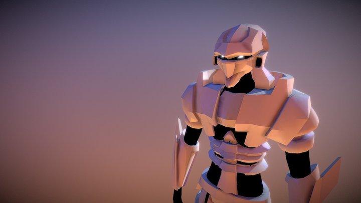 Mecha Evangelion Recargado - Felivans 3D Model