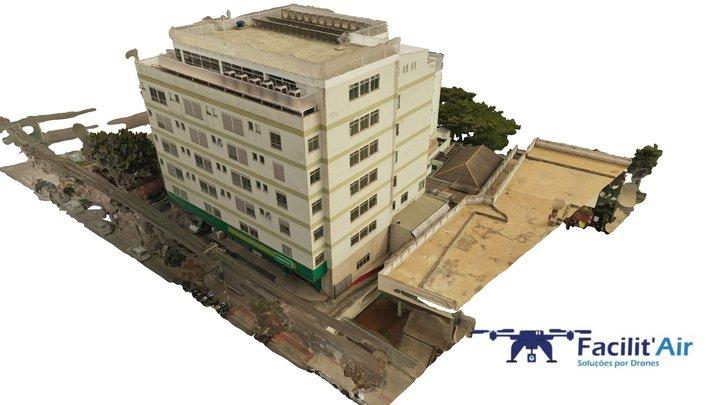 Baixa de Construção por Procedimentos Digitais 3D Model