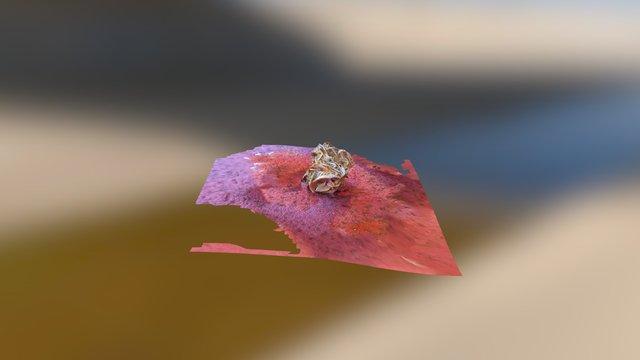 Desert rose 3D Model