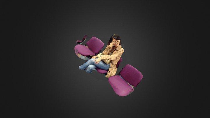 Sleepy 3D Model