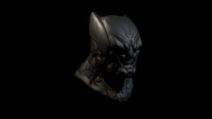 Batsuit 3D Model