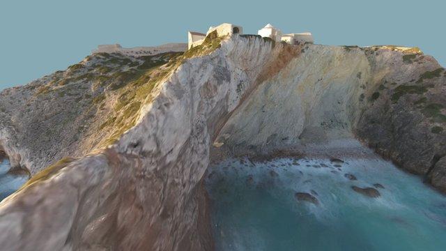 Fortaleza de Santo António de Belixe 3D Model