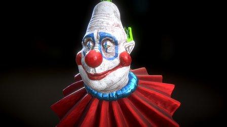 Killer Klown 3D Model