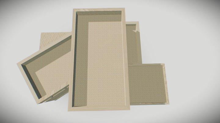 House # 1 3D Model