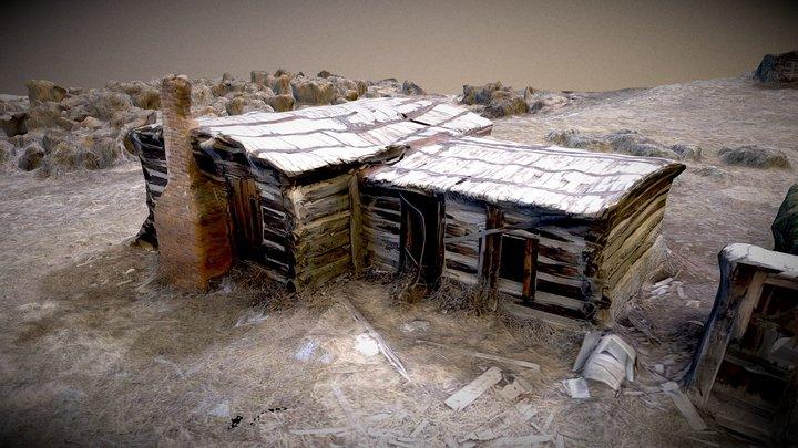 Cabin CR 1 3D Model