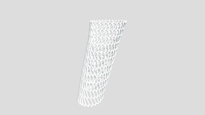 Bracer MeshMixer 3D Model