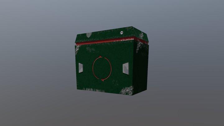 Ammo prop 3D Model