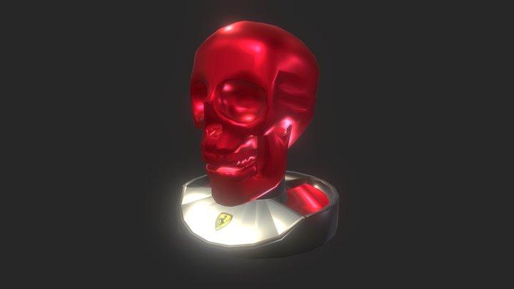 Testarossa 3D Model