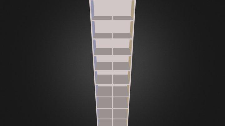 erica 3D Model