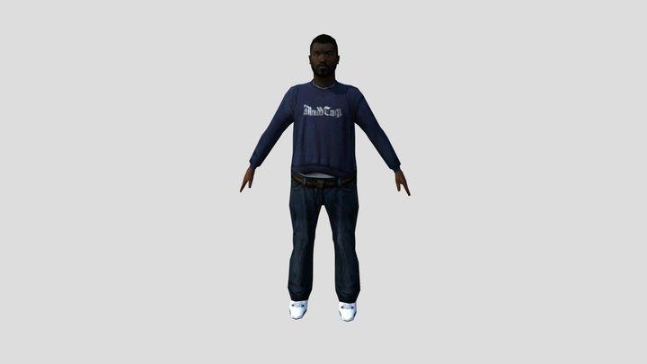 Madddog 3D Model