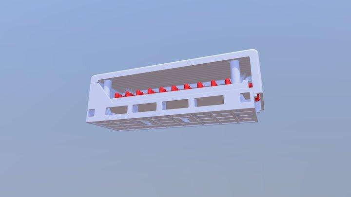 Lens Housing Assembly 3D Model