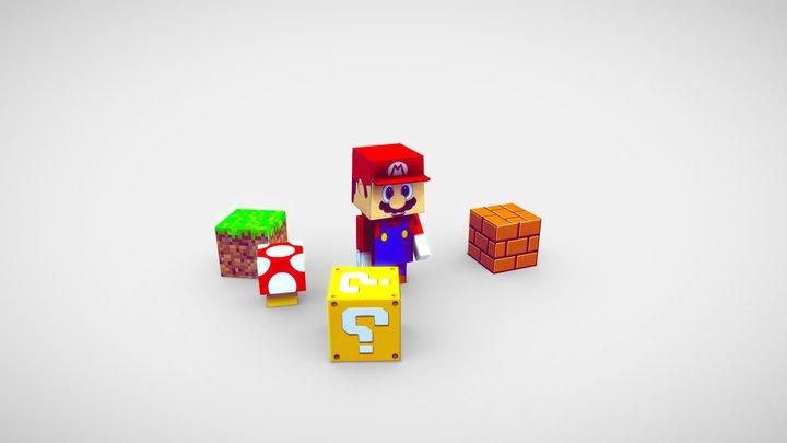 Cubo 3D Model