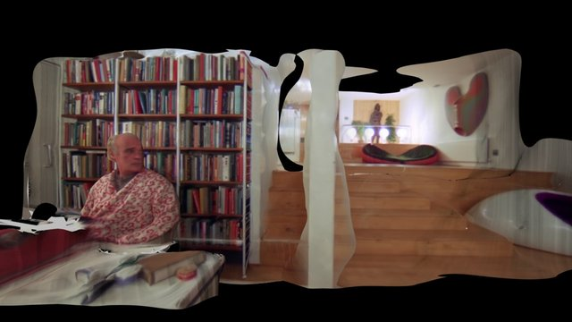 A Clockwork Orange - Interior 3D Model