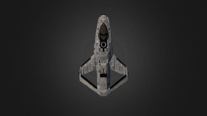 Star Citizen: 300i Reupload 3D Model