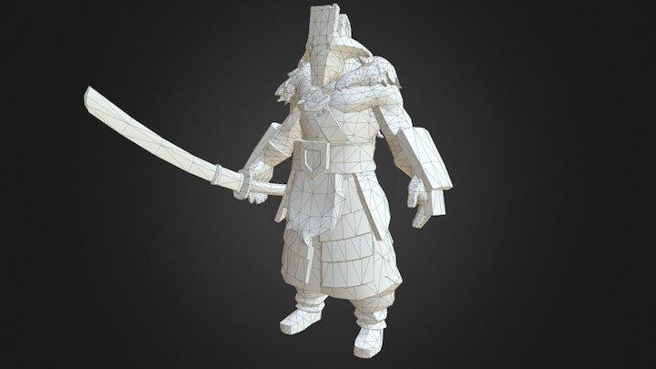 Juggernaut dota 2 170502-03 3D Model