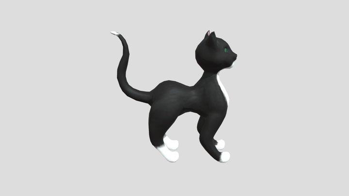 cat_final 3D Model