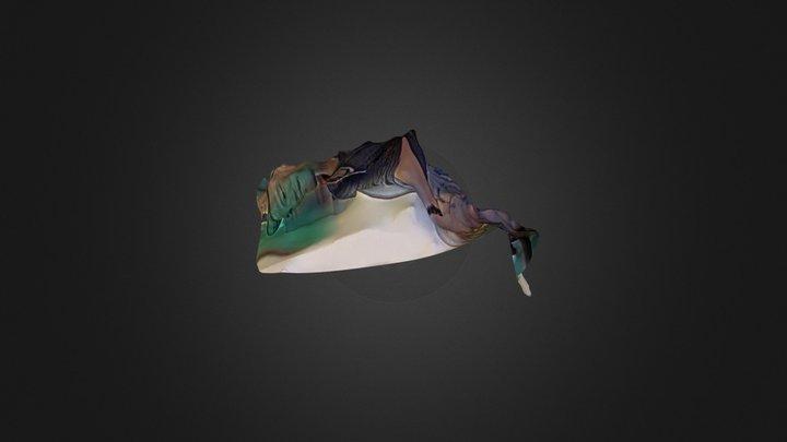 夜室設四 A 林庭羽 80011159(公仔) 3D Model