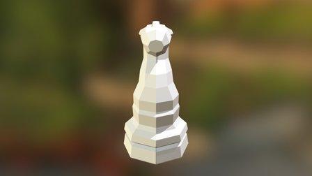 Knight LP 3D Model