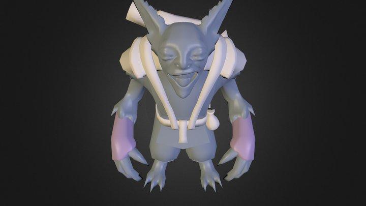 meepo set 3D Model