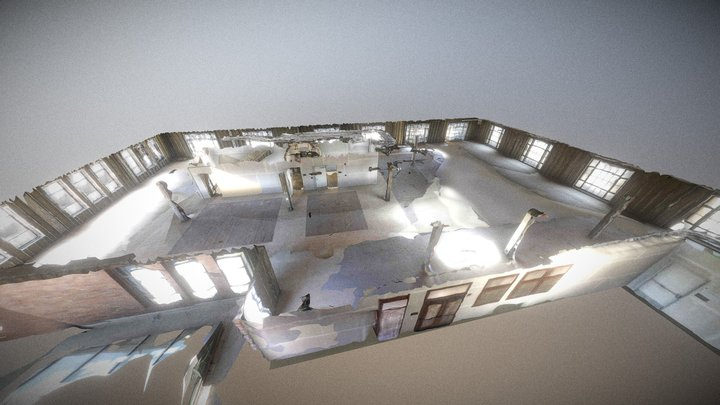 New Ventures Lab: Pre-Constrx Photogrammetry 3D Model