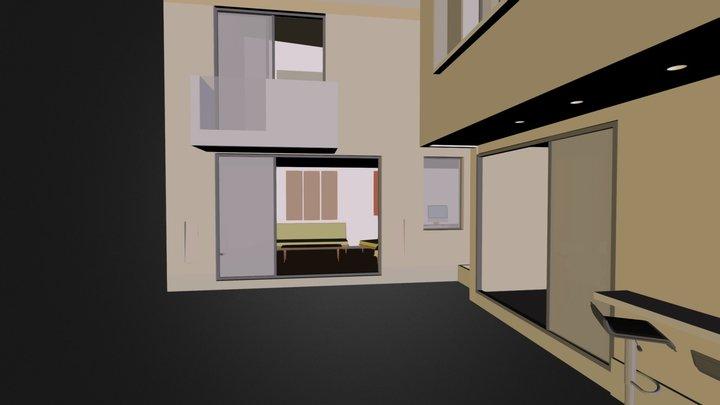CASA_PEQUE_A.3ds 3D Model