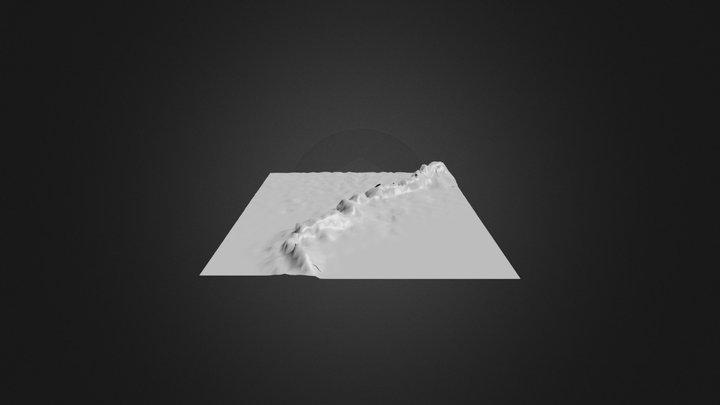 13 Colonies 3D Model