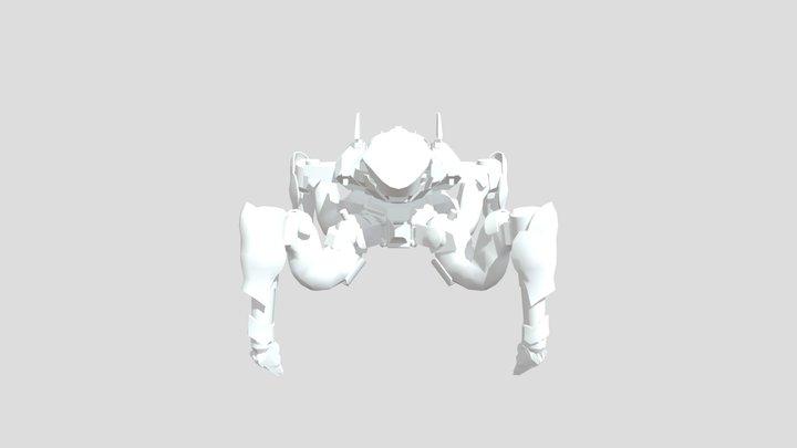 Jaeger 3D Model