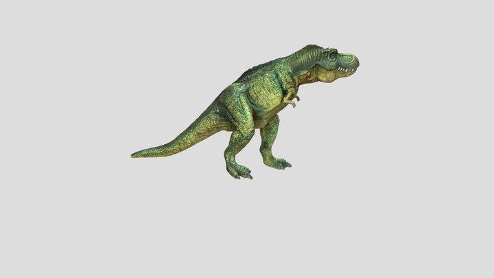 Tiranossaurp Dinosaur 3D Model