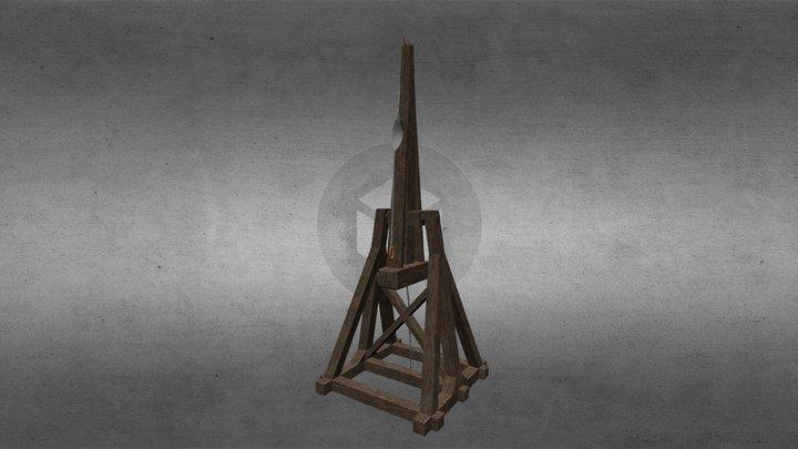 Bricole 3D Model