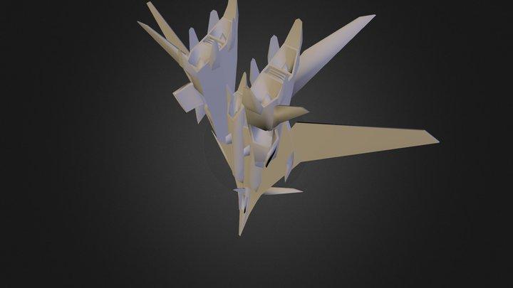 giáp WP vn 3D Model