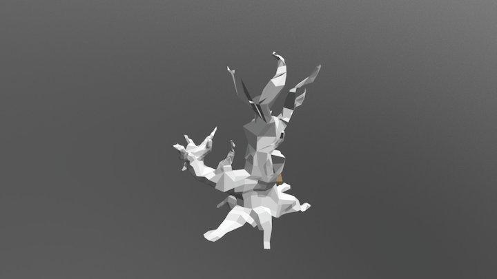 Tubérculo Llorón 3D Model