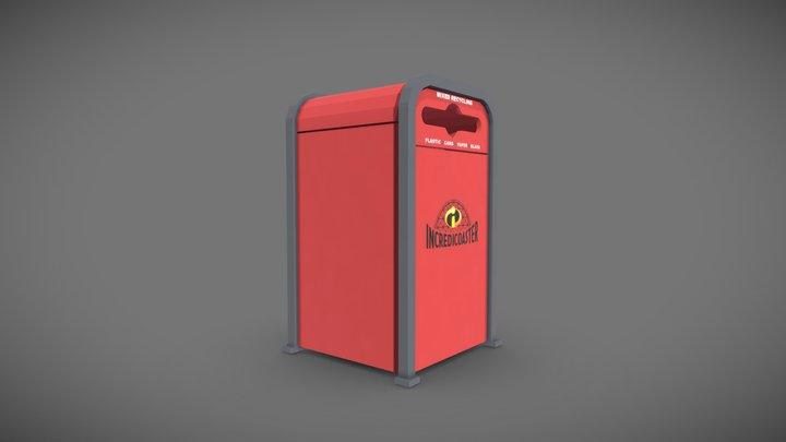 Incredicoaster Recycle Bin