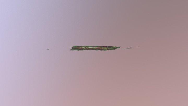 PR_map_low_poly_appliedblend 3D Model