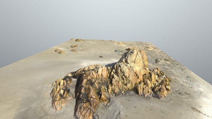 Rockandsand 3D Model