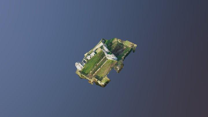 Château de LaTurmelière 3D Model