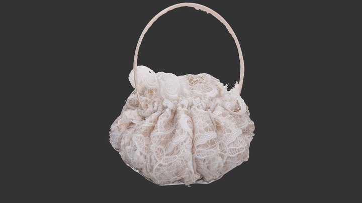 THE PURSE I WORE ON MY WEDDING DAY 3D Model