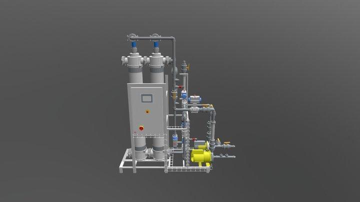 UF2 3D Model