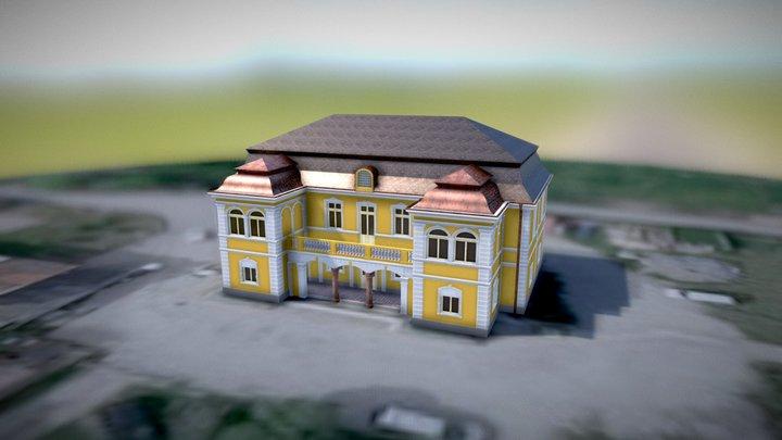 Úřad městyse 3D Model