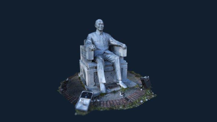 Chiang Kai-shek 3D Model