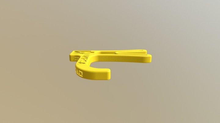 UKPBF 3D Model