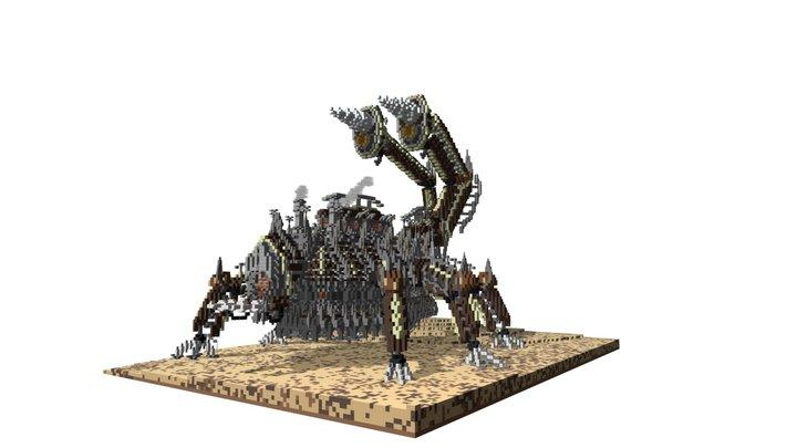 Droid of Terror 3D Model