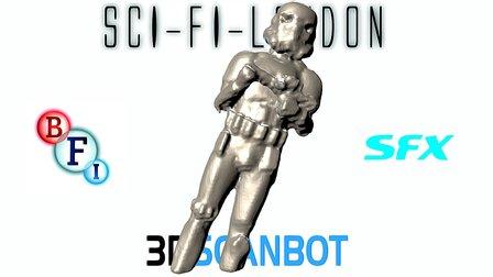 BFI011 3D Model