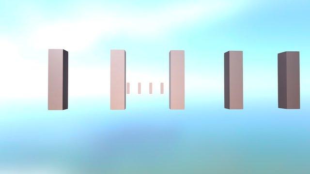 blocks test 3D Model