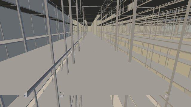 Внутри 3D Model