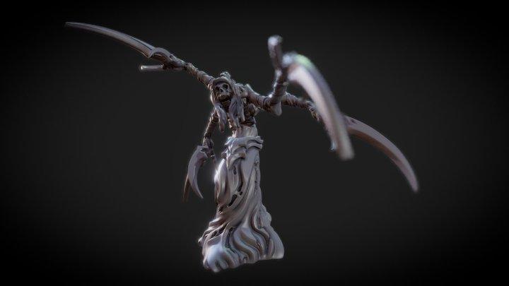 Undead 3D Model
