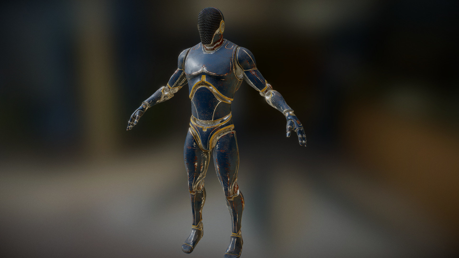 free character models for unreal engine 4
